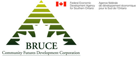 Bruce Community Futures Logo